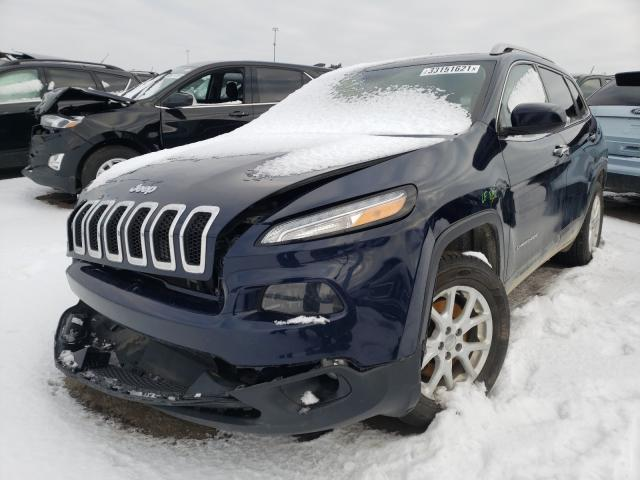 2015 JEEP CHEROKEE L - Left Front View