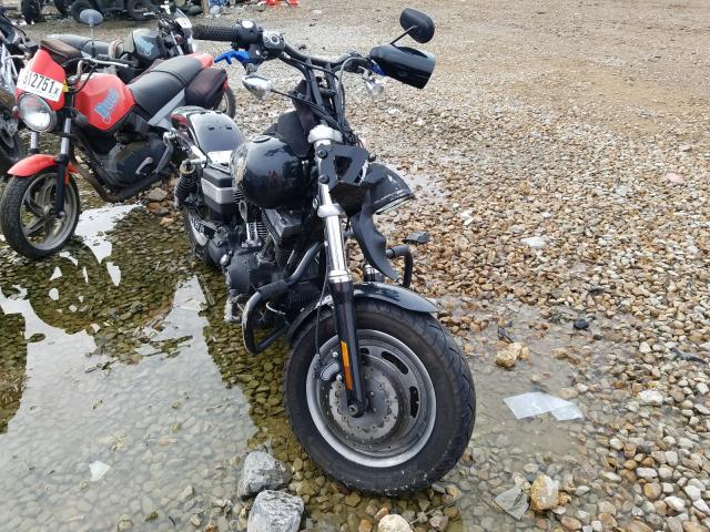 Salvage cars for sale from Copart Memphis, TN: 2008 Harley-Davidson Fxdf