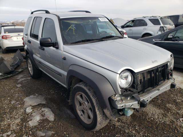 Salvage cars for sale from Copart Reno, NV: 2004 Jeep Liberty SP