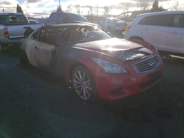 Salvage cars for sale from Copart Eugene, OR: 2008 Infiniti G37 Base