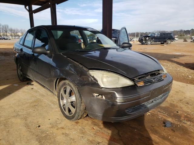 Ford Focus salvage cars for sale: 2002 Ford Focus