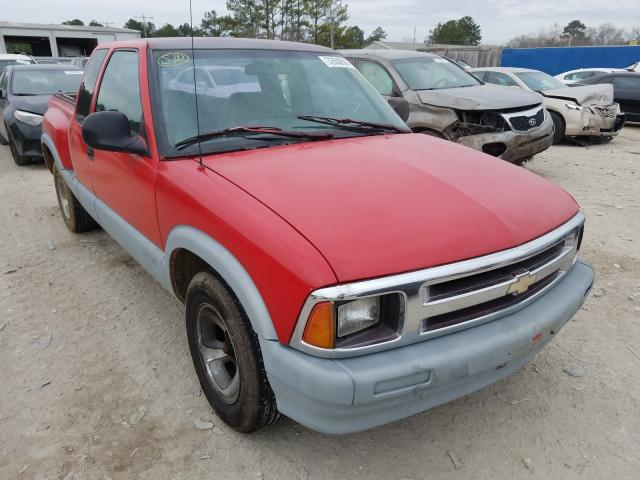 Salvage cars for sale from Copart Florence, MS: 1996 Chevrolet S Truck S1