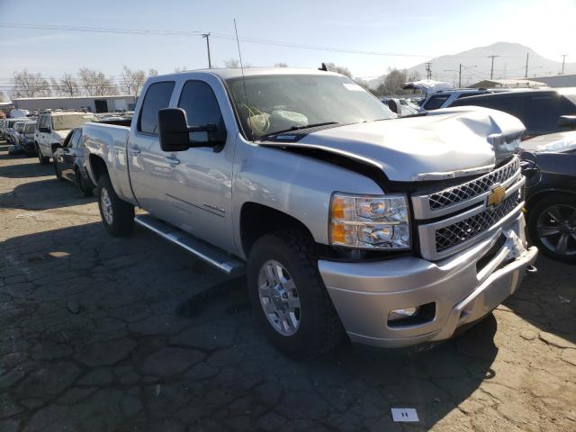 Salvage cars for sale from Copart Colton, CA: 2012 Chevrolet Silverado