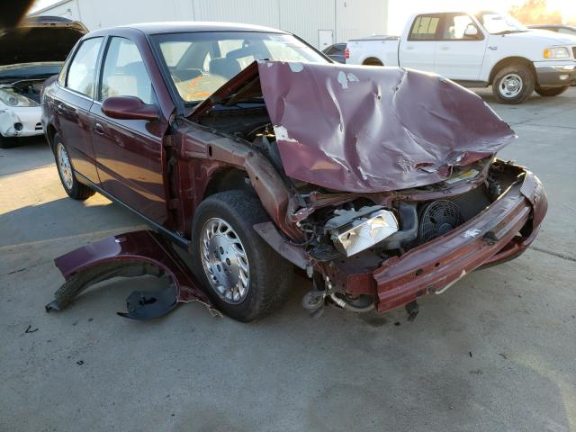 Salvage cars for sale from Copart Sacramento, CA: 2001 Saturn L200