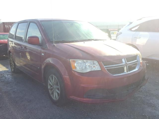 Salvage cars for sale from Copart Hueytown, AL: 2014 Dodge Grand Caravan