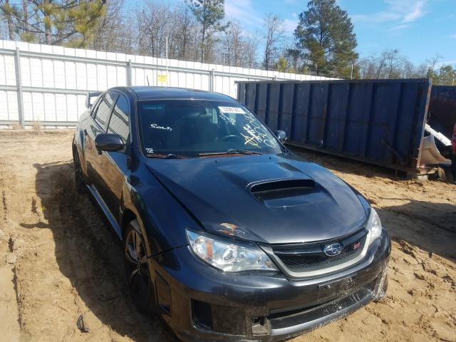 Salvage cars for sale from Copart Gaston, SC: 2013 Subaru Impreza WR
