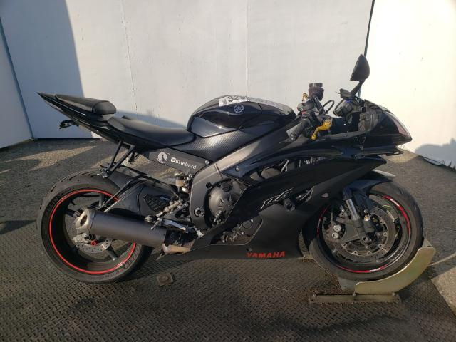 Salvage cars for sale from Copart Rancho Cucamonga, CA: 2012 Yamaha YZFR6 C