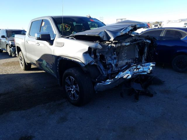 Salvage cars for sale from Copart Tucson, AZ: 2020 GMC Sierra C15