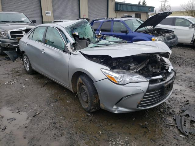 Salvage cars for sale from Copart Eugene, OR: 2017 Toyota Camry LE