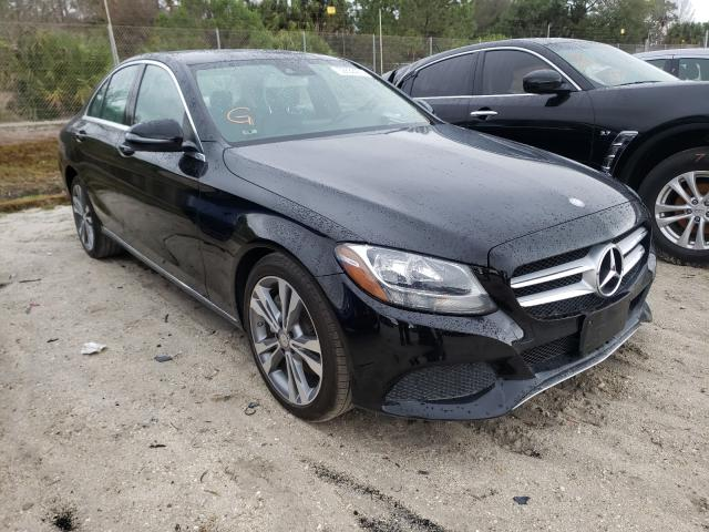 2017 Mercedes-Benz C300 for sale in Fort Pierce, FL