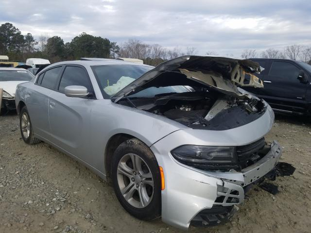 Salvage 2019 DODGE CHARGER - Small image. Lot 33128441