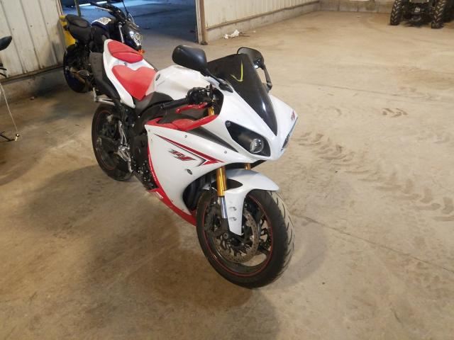Salvage cars for sale from Copart Candia, NH: 2009 Yamaha YZFR1