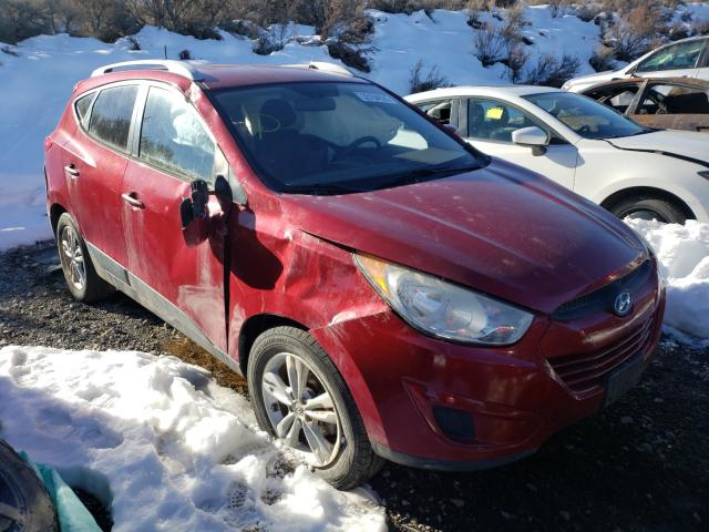 Salvage cars for sale from Copart Reno, NV: 2011 Hyundai Tucson GLS