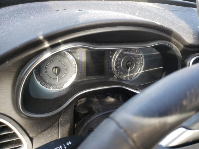 2016 CHRYSLER 200 LIMITE - Engine View