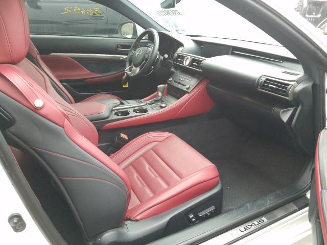 2015 LEXUS RC 350 - Left Rear View