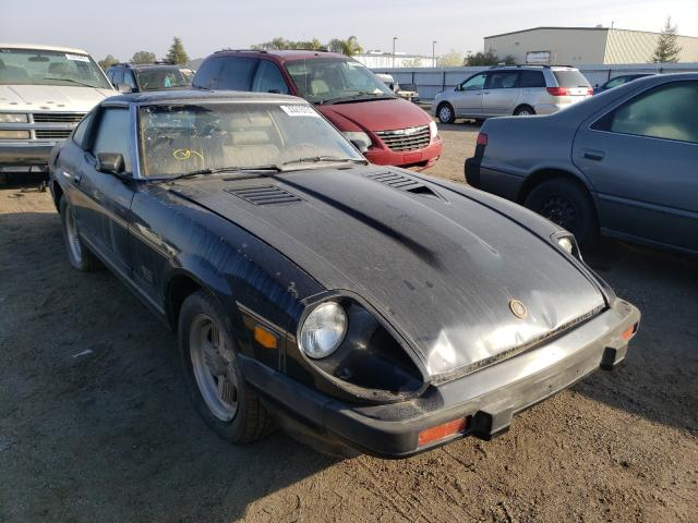 Datsun salvage cars for sale: 1982 Datsun 280ZX