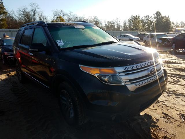 Salvage cars for sale from Copart Gaston, SC: 2013 Ford Explorer X