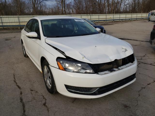 2012 Volkswagen PASSAT | Vin: 1VWAP7A36CC081605