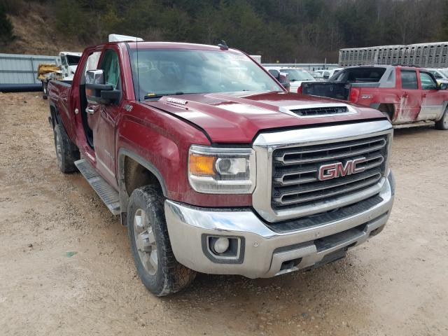 GMC salvage cars for sale: 2019 GMC Sierra K25
