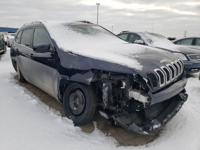 2015 JEEP CHEROKEE L - Other View