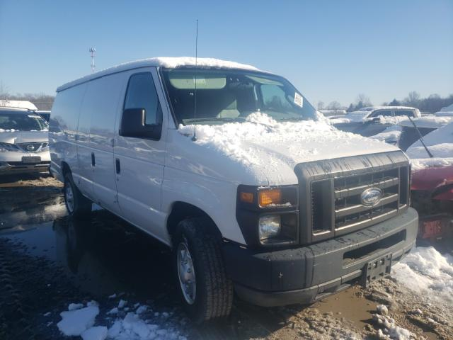 Salvage 2012 FORD ECONOLINE - Small image. Lot 31079111