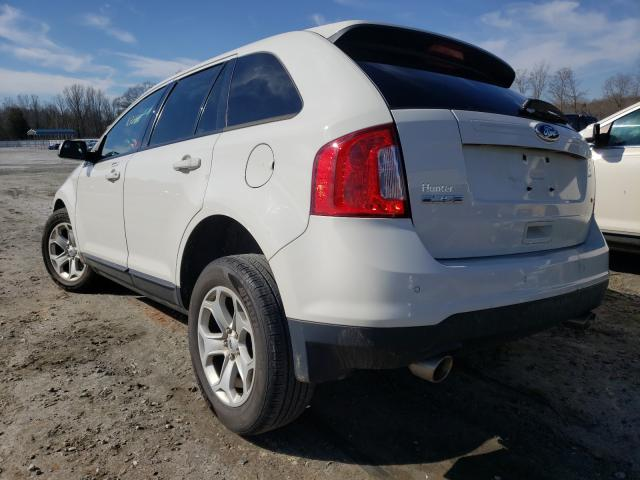 2013 FORD EDGE SEL 2FMDK3JC5DBB91209