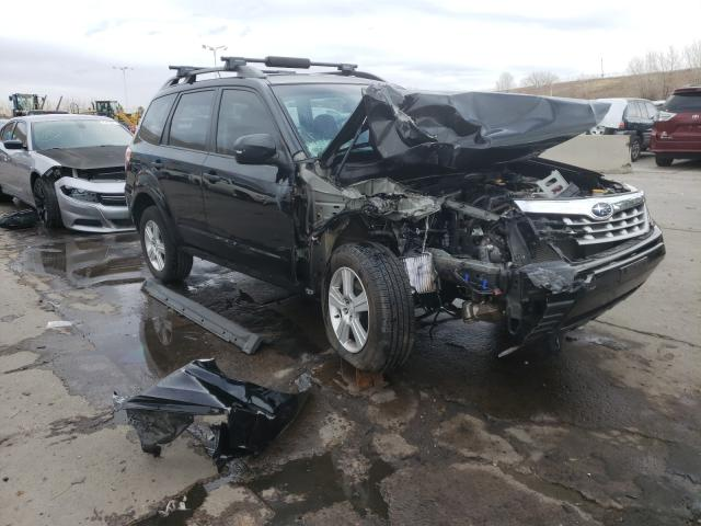 2013 SUBARU FORESTER 2 - Left Front View
