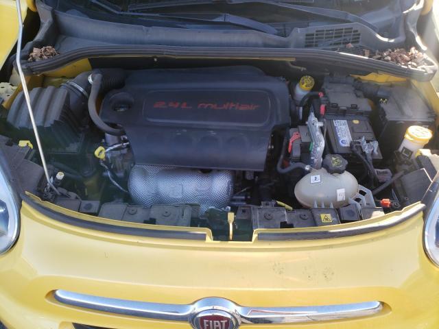 2016 FIAT 500X EASY ZFBCFXBT8GP373416