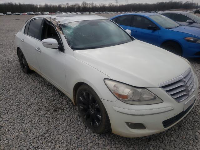 Vehiculos salvage en venta de Copart Memphis, TN: 2009 Hyundai Genesis 3