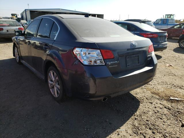 2014 SUBARU LEGACY 2.5 - Right Front View