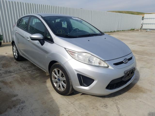 Salvage 2012 FORD FIESTA - Small image. Lot 31886861