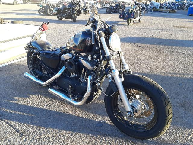 Salvage cars for sale from Copart Phoenix, AZ: 2015 Harley-Davidson XL1200