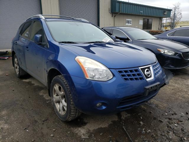 Salvage cars for sale from Copart Eugene, OR: 2009 Nissan Rogue S