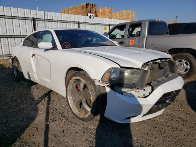2011 DODGE CHARGER 2B3CL3CG6BH608541
