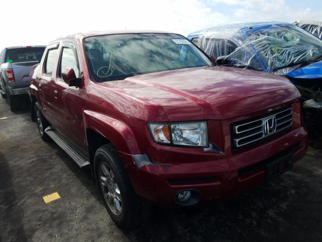 Salvage cars for sale from Copart Jacksonville, FL: 2006 Honda Ridgeline