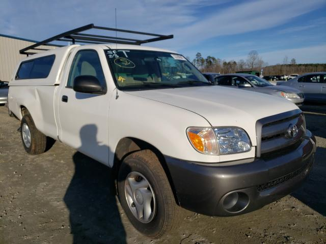 2005 TOYOTA TUNDRA - Other View