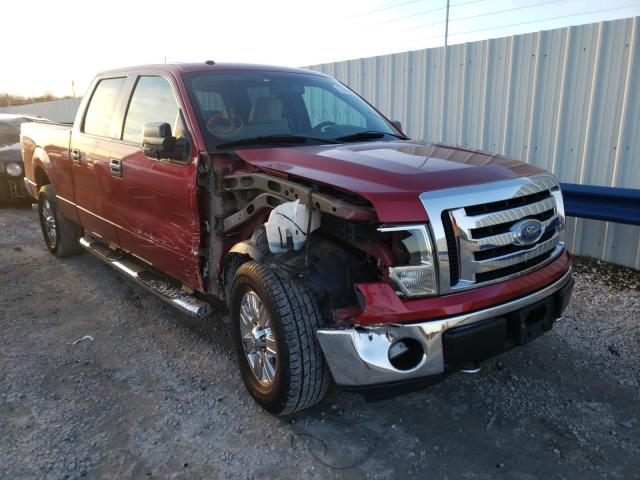 Salvage cars for sale from Copart Rogersville, MO: 2009 Ford F150 Super