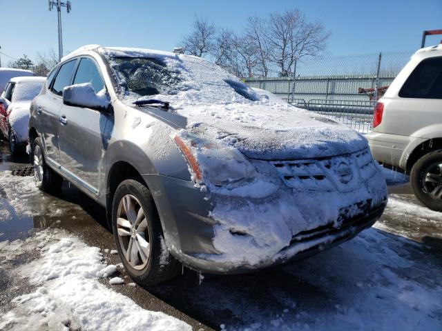 Salvage cars for sale from Copart Brookhaven, NY: 2012 Nissan Rogue