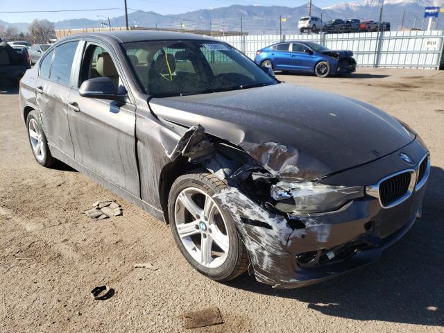 2013 BMW 328 XI - Odometer View