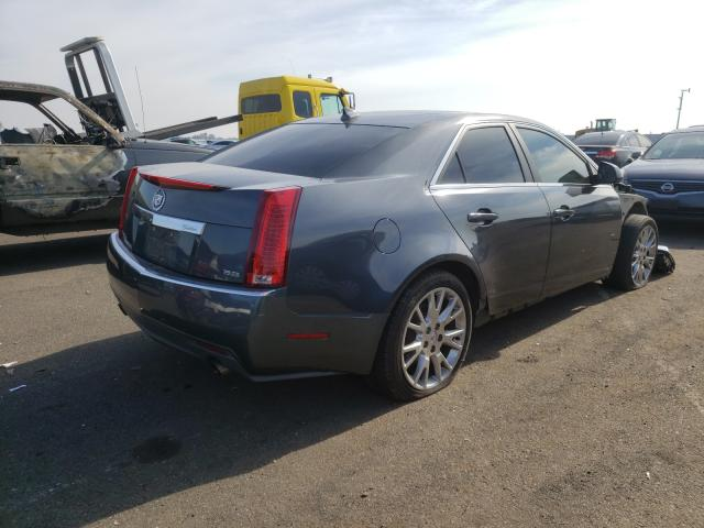 2011 Cadillac CTS | Vin: 1G6DS5ED2B0126029