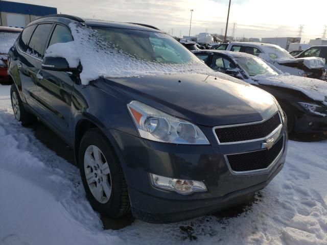 2011 CHEVROLET TRAVERSE L 1GNKRGED7BJ318964