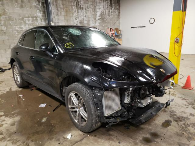 Salvage cars for sale from Copart Chalfont, PA: 2018 Porsche Macan S