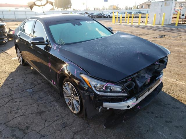 Genesis salvage cars for sale: 2018 Genesis G80 Base