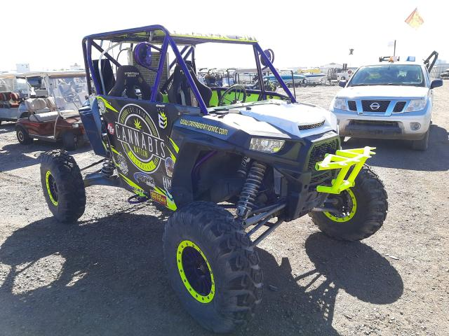 Salvage cars for sale from Copart Phoenix, AZ: 2016 Polaris RZR