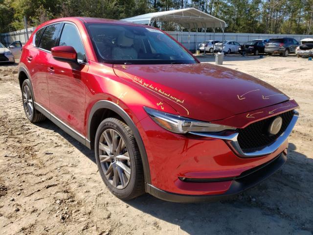 2021 Mazda CX-5 Grand Touring en venta en Midway, FL