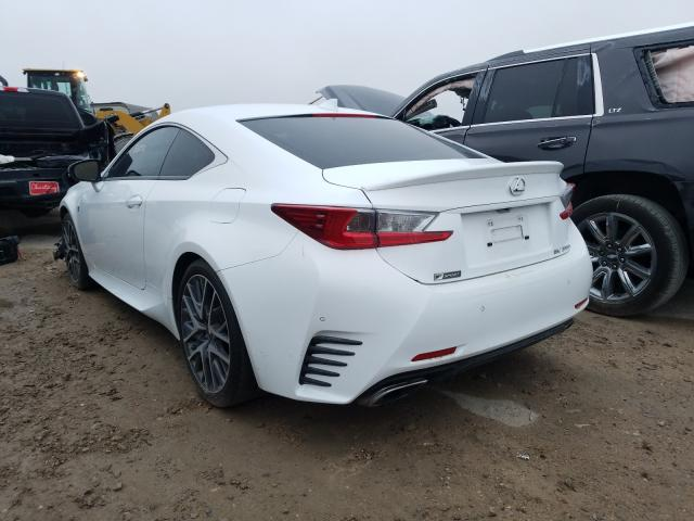 2015 LEXUS RC 350 - Right Front View