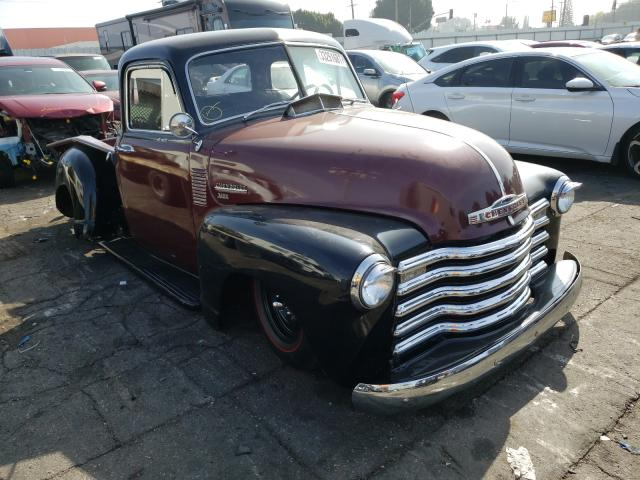 Chevrolet Pickup salvage cars for sale: 1950 Chevrolet Pickup