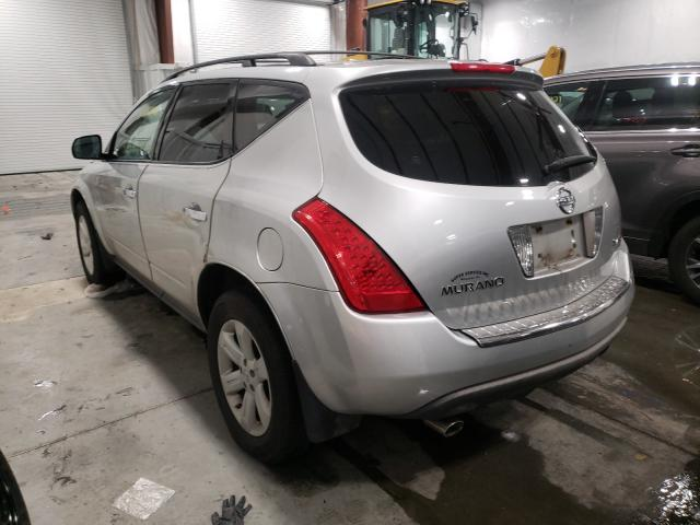 2007 NISSAN MURANO SL - Right Front View