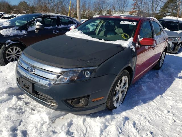 2012 Ford FUSION | Vin: 3FAHP0HA8CR227703