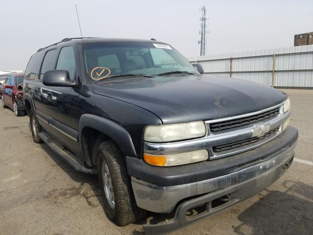 Chevrolet Suburban K salvage cars for sale: 2003 Chevrolet Suburban K